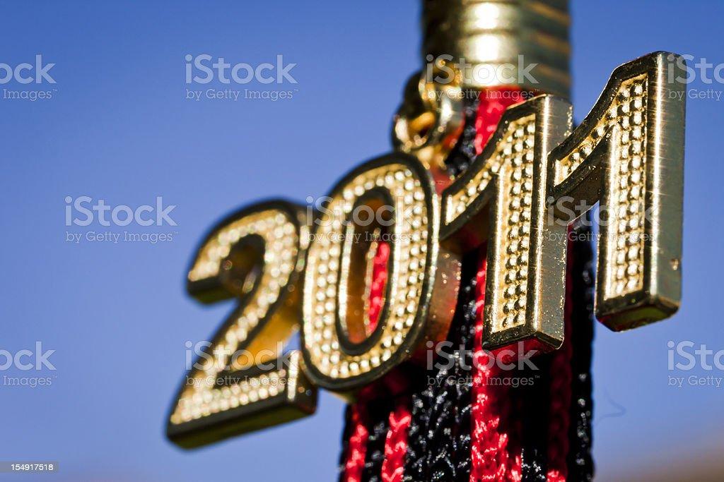Class of 2011 stock photo