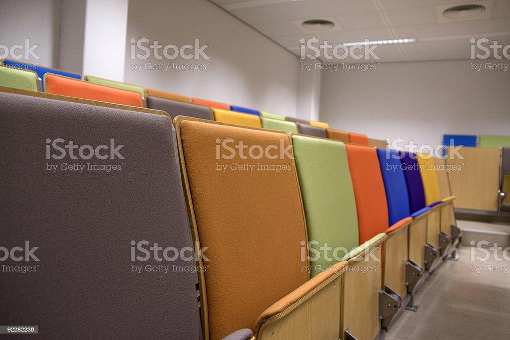 Class royalty-free stock photo