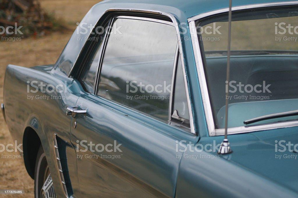 Classic 1965 stock photo