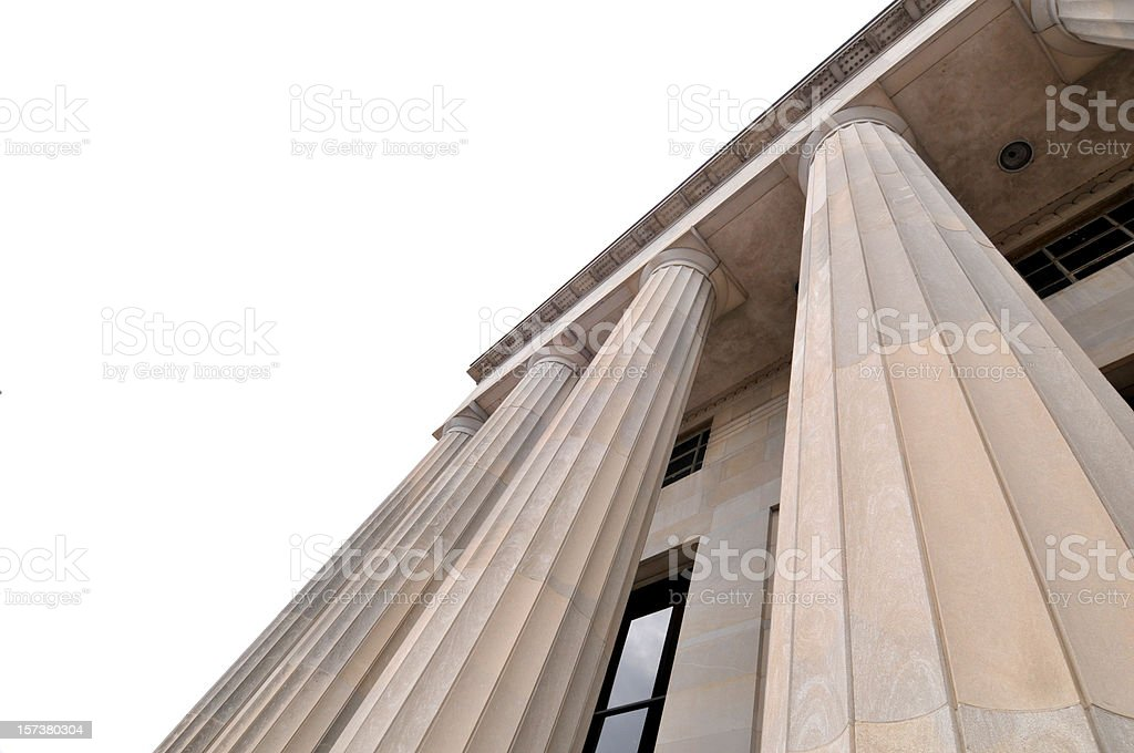 Classic Architecture royalty-free stock photo