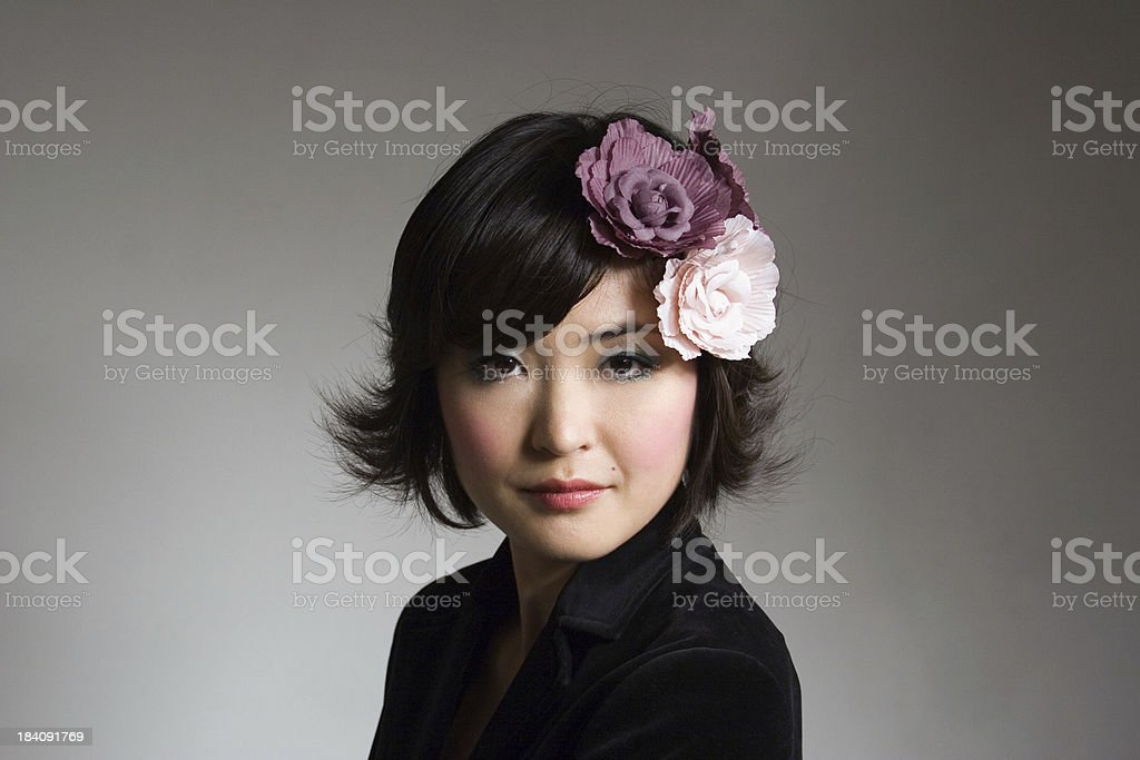 Classic Beauty royalty-free stock photo