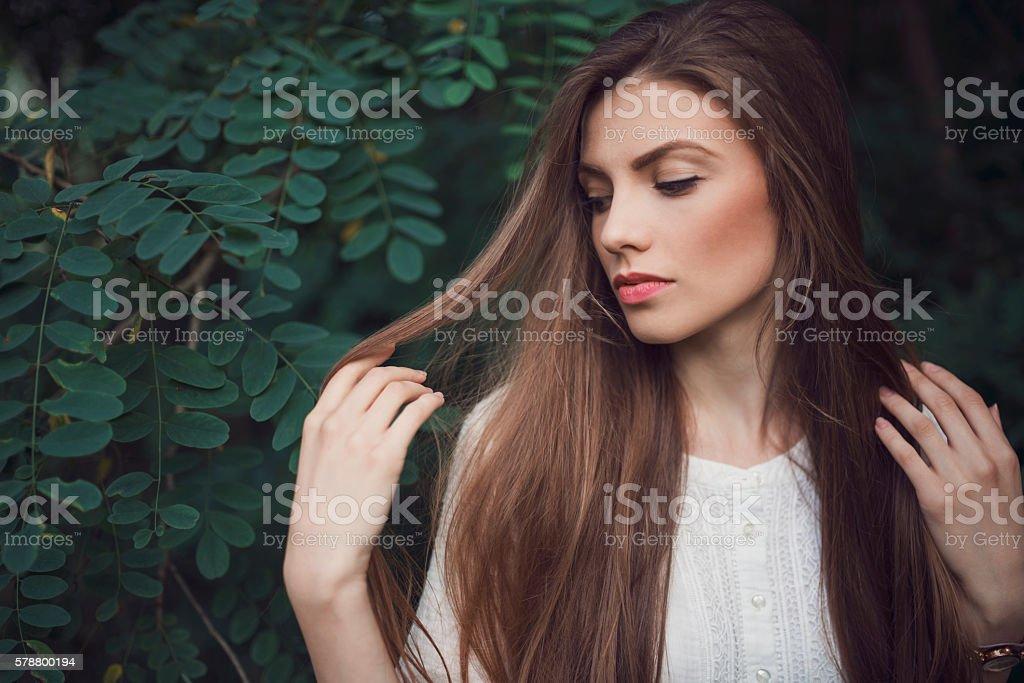 Classic Beauty stock photo
