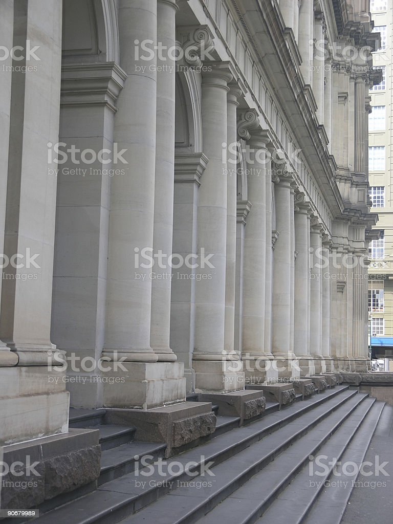 Classic Building royalty-free stock photo