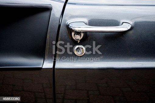 Classic Car Door Handle