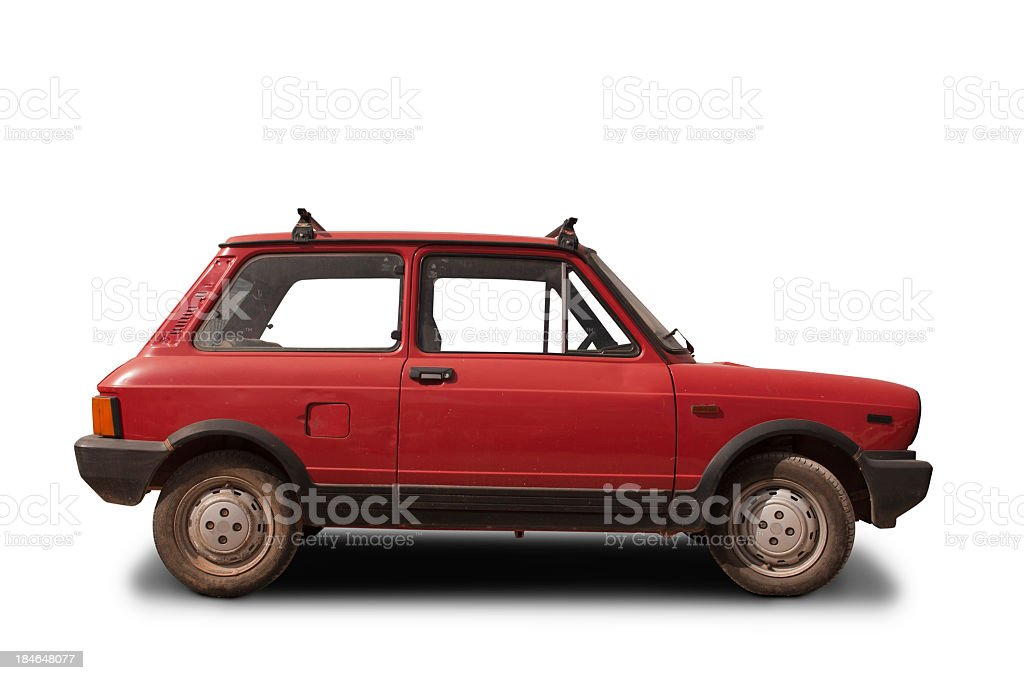 Classic car. royalty-free stock photo