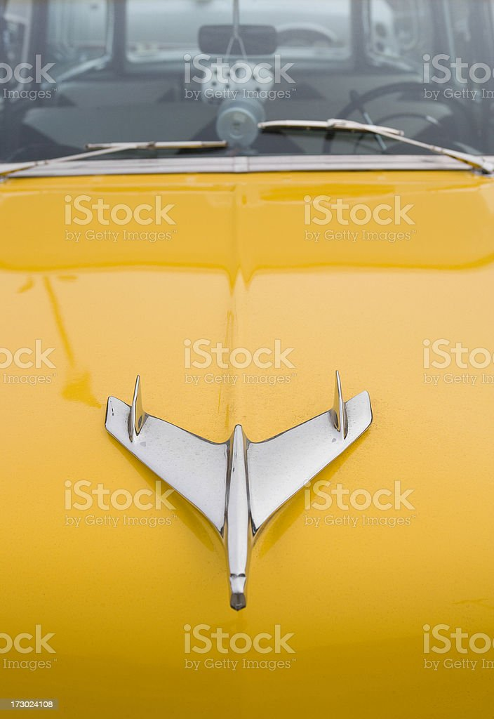 Classic Car Series stock photo