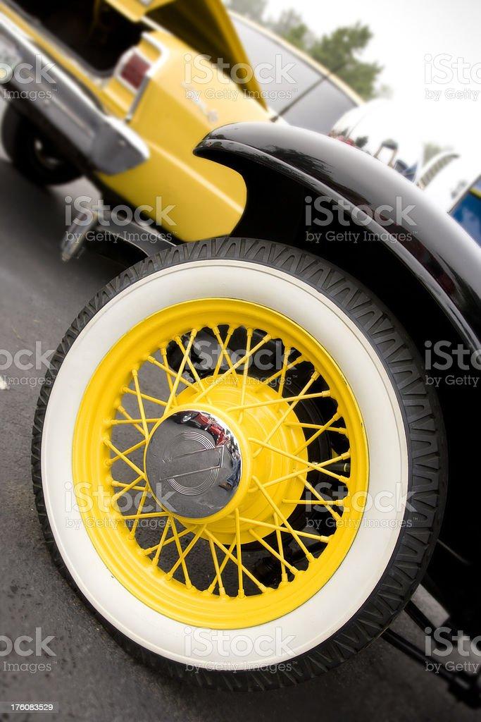 Classic Car Series (XXL) royalty-free stock photo