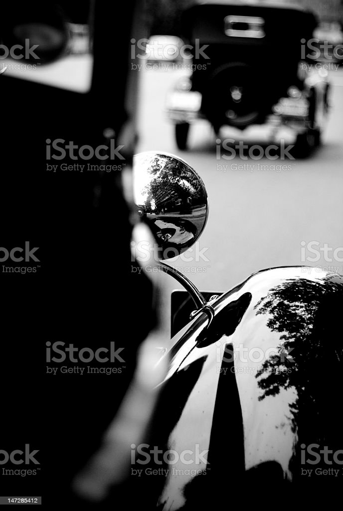 Classic Cars Ongoing royalty-free stock photo