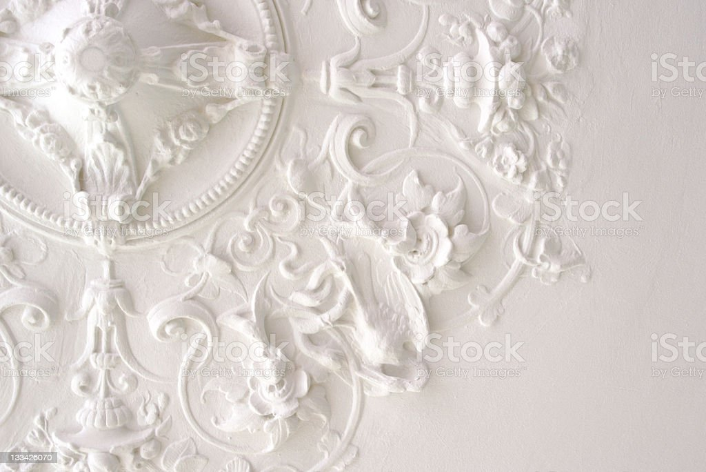 Classic Ceiling stock photo
