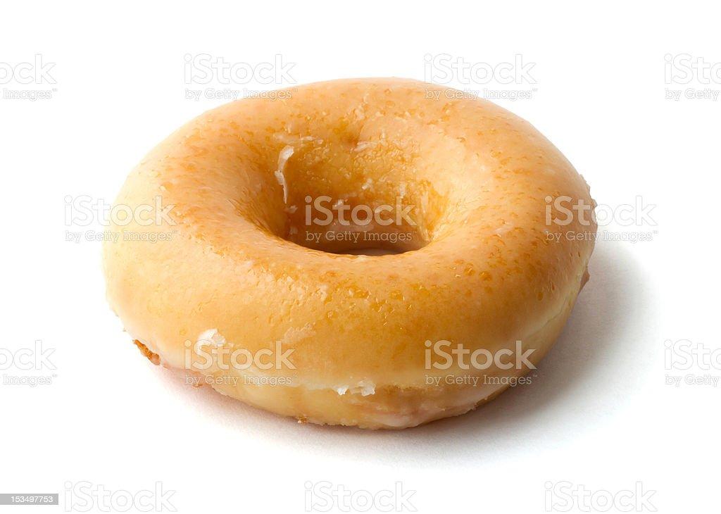 classic donut royalty-free stock photo