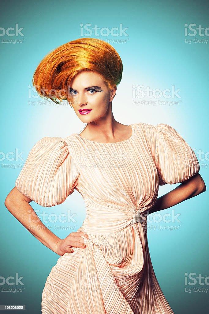 Classic Fashion royalty-free stock photo