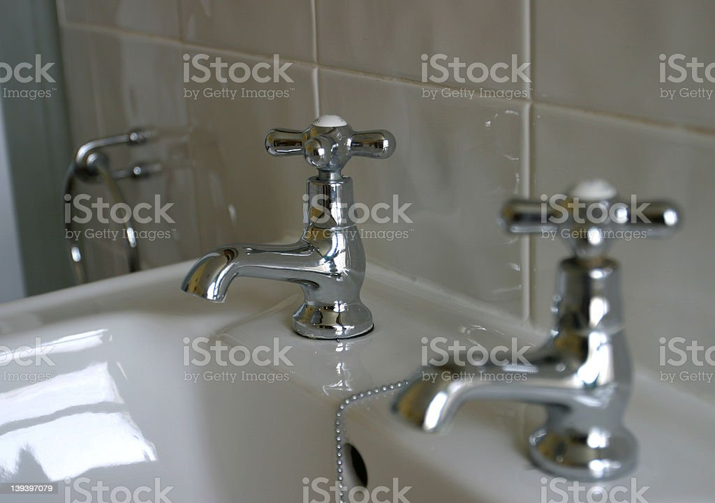 Classic Fittings royalty-free stock photo