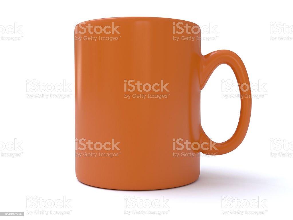 Classic Mug royalty-free stock photo
