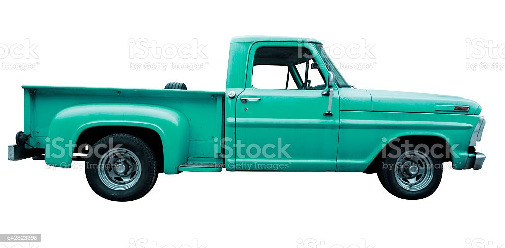 classic Pick up stock photo