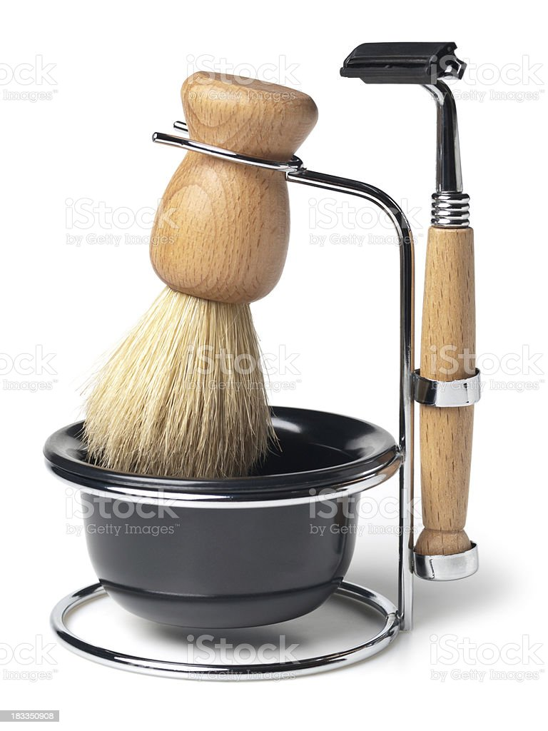 Clasic Shaver royalty-free stock photo