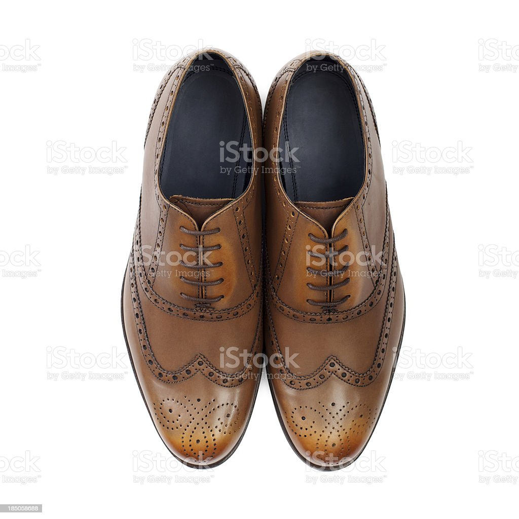 Classic Shoes... royalty-free stock photo