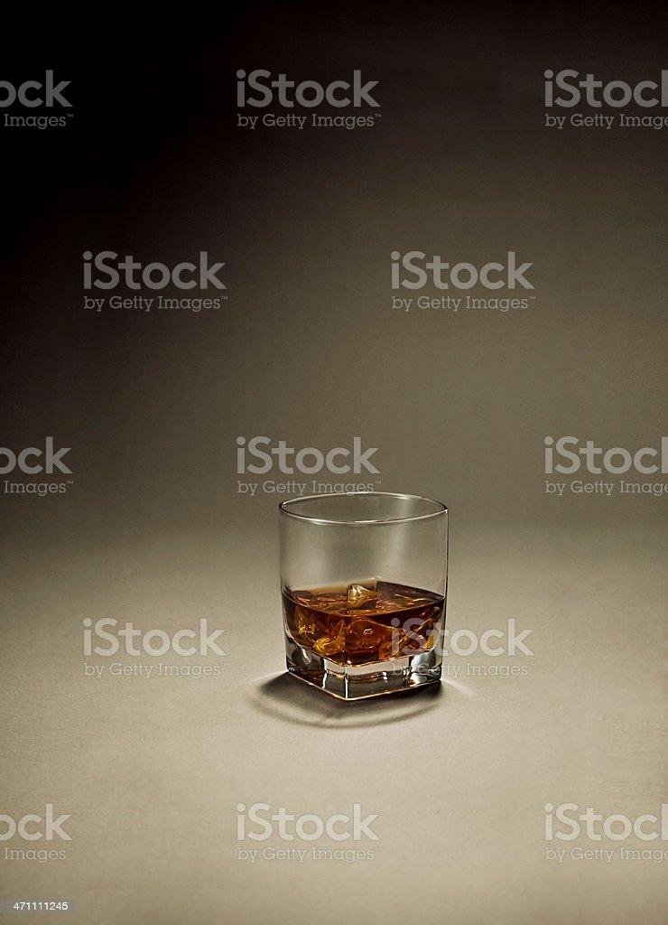 classic stylized scotch stock photo