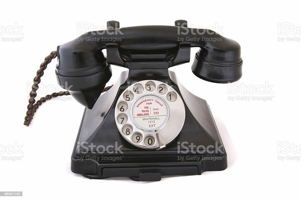 Classic Telephone royalty-free stock photo