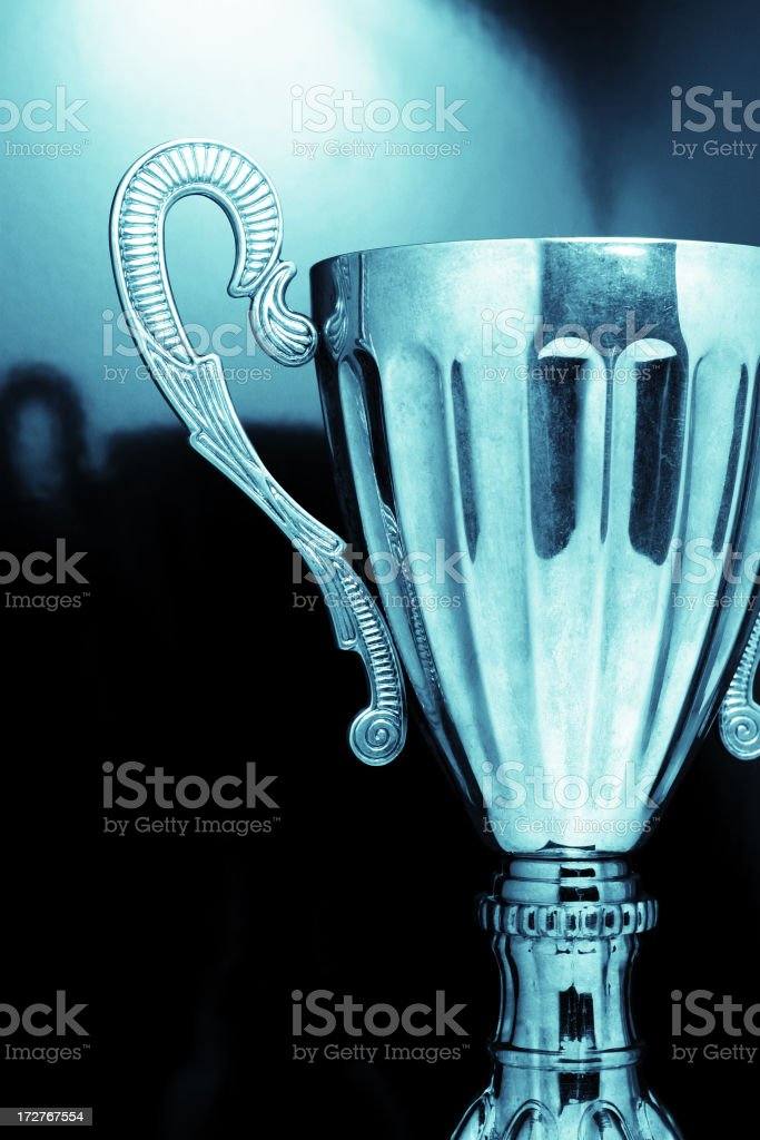 Classic Trophy royalty-free stock photo