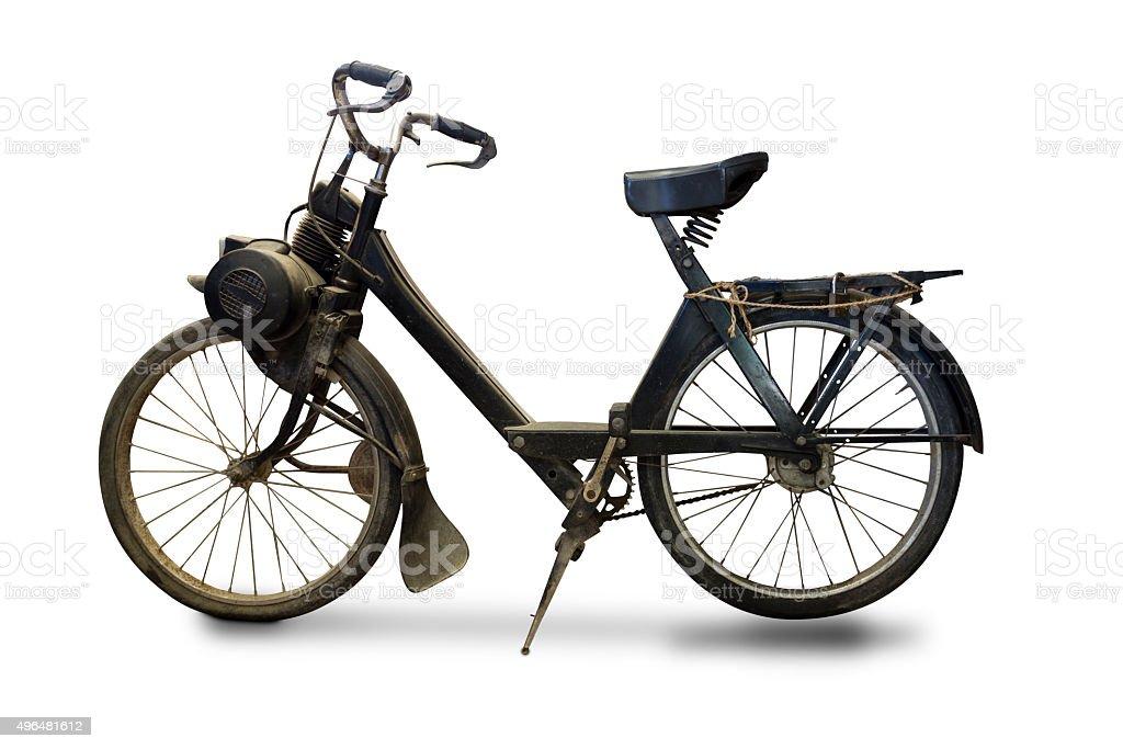 Classic VéloSoleX 1010 stock photo