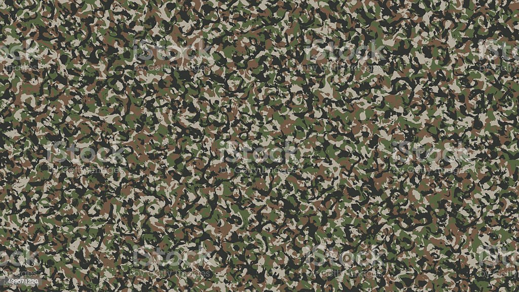 classic_camouflage_pattern stock photo