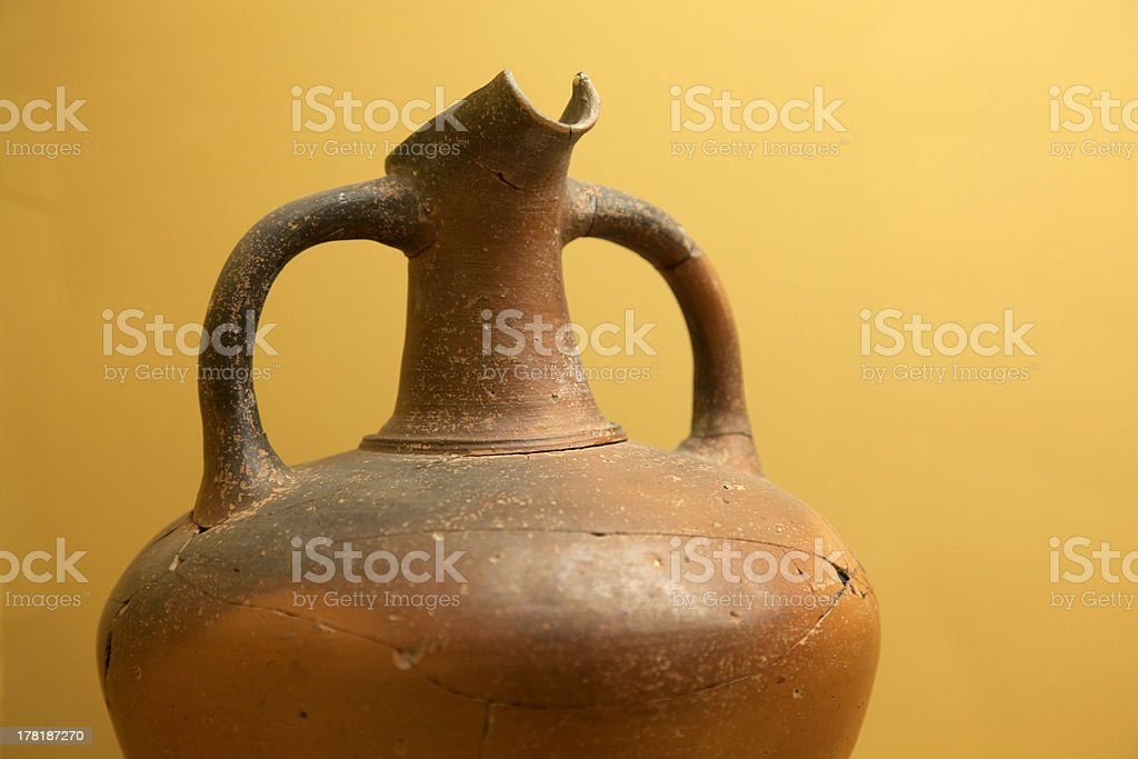 Classical ancient Greece royalty-free stock photo