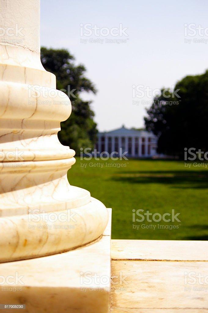 Classical Column stock photo