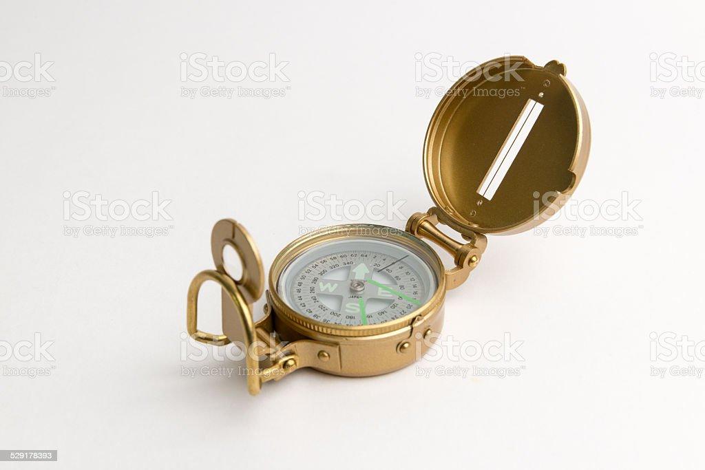 Klasyczna Kompas zbiór zdjęć royalty-free