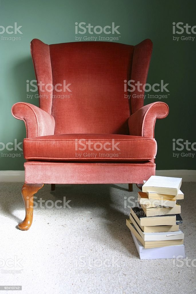 classical design in modern house stock photo