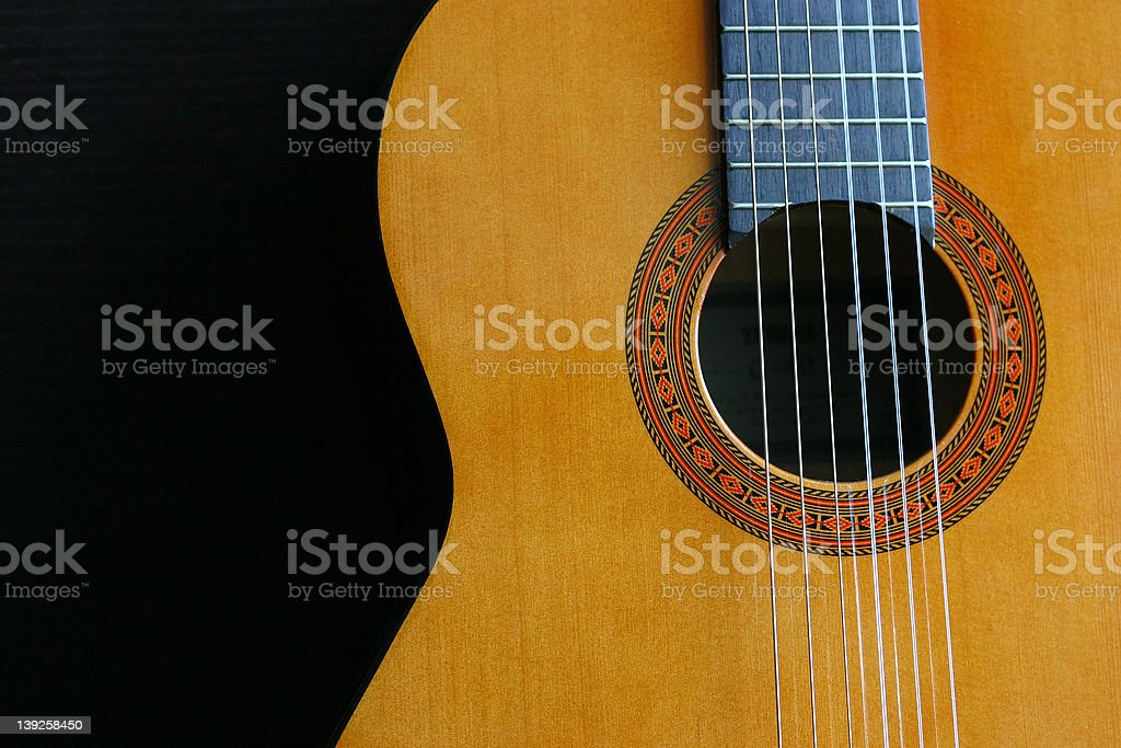Classical Instrument stock photo