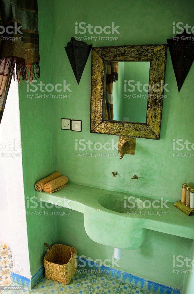 Klassische Marokkanische Badezimmer Stockfoto 522256565   iStock