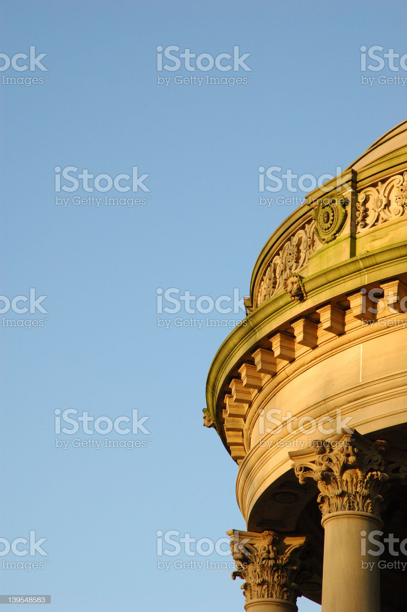 Classical order royalty-free stock photo