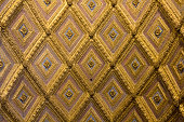 Classical style ceiling decoration