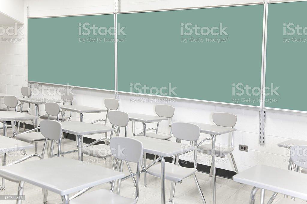 Classroom royalty-free stock photo