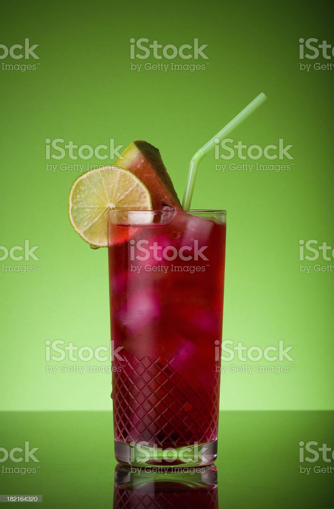 Classy drink royalty-free stock photo