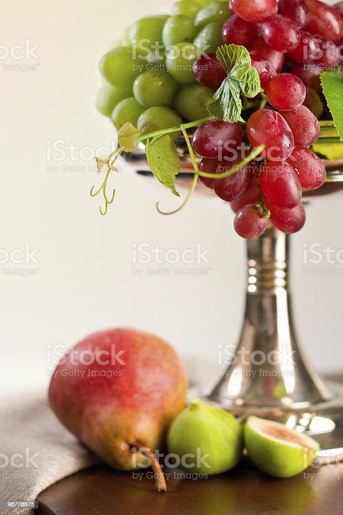 Classy Fruits stock photo