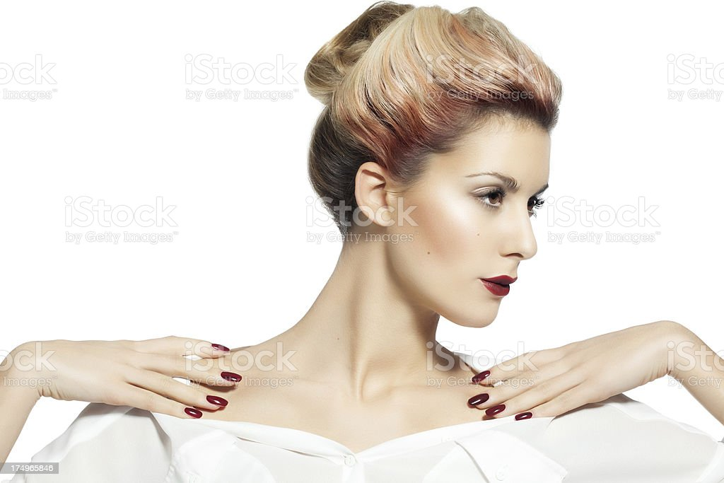 Classy Woman royalty-free stock photo