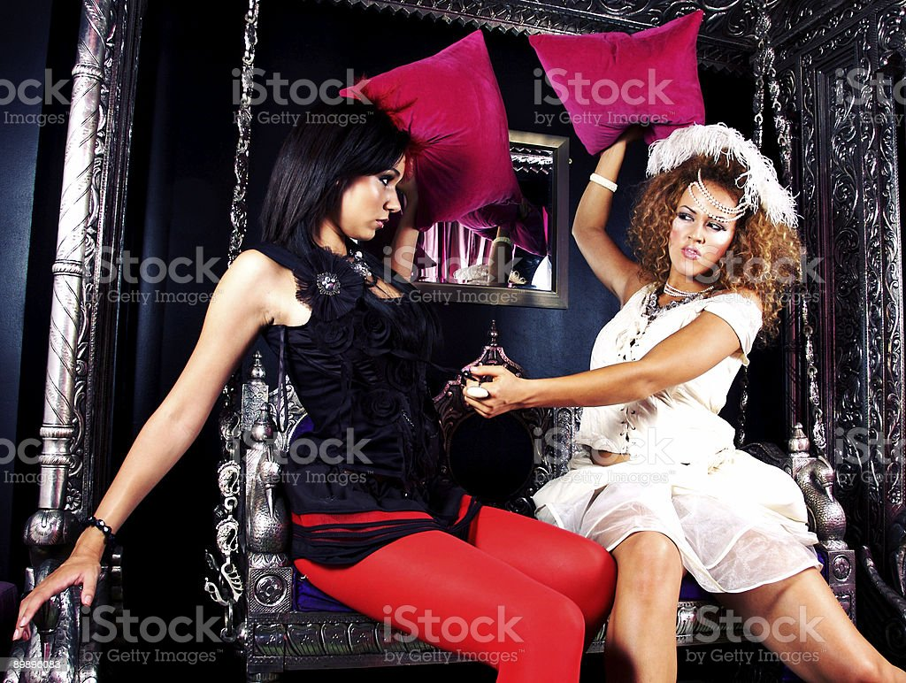 Claws Are Out royalty-free stock photo