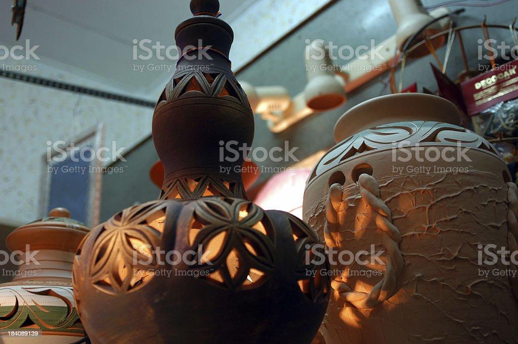 clay craft royalty-free stock photo
