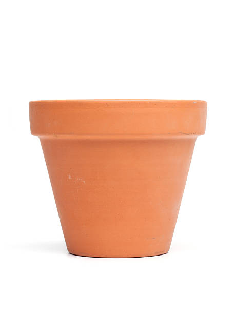 Clay pot pictures images and stock photos istock for Clay potting soil
