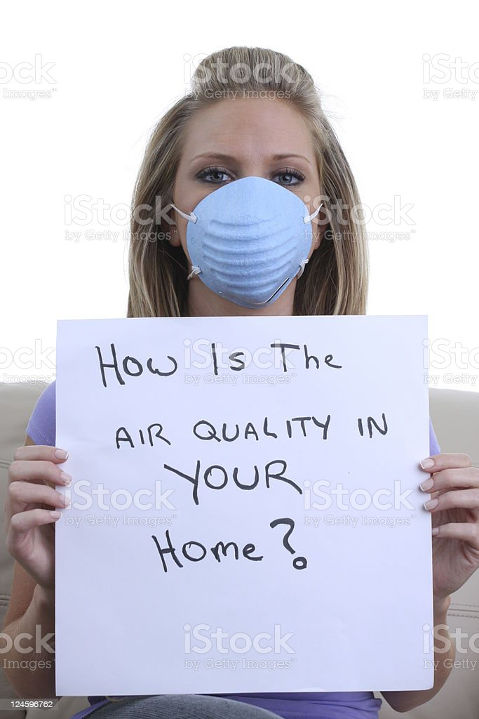 clean air concept stock photo
