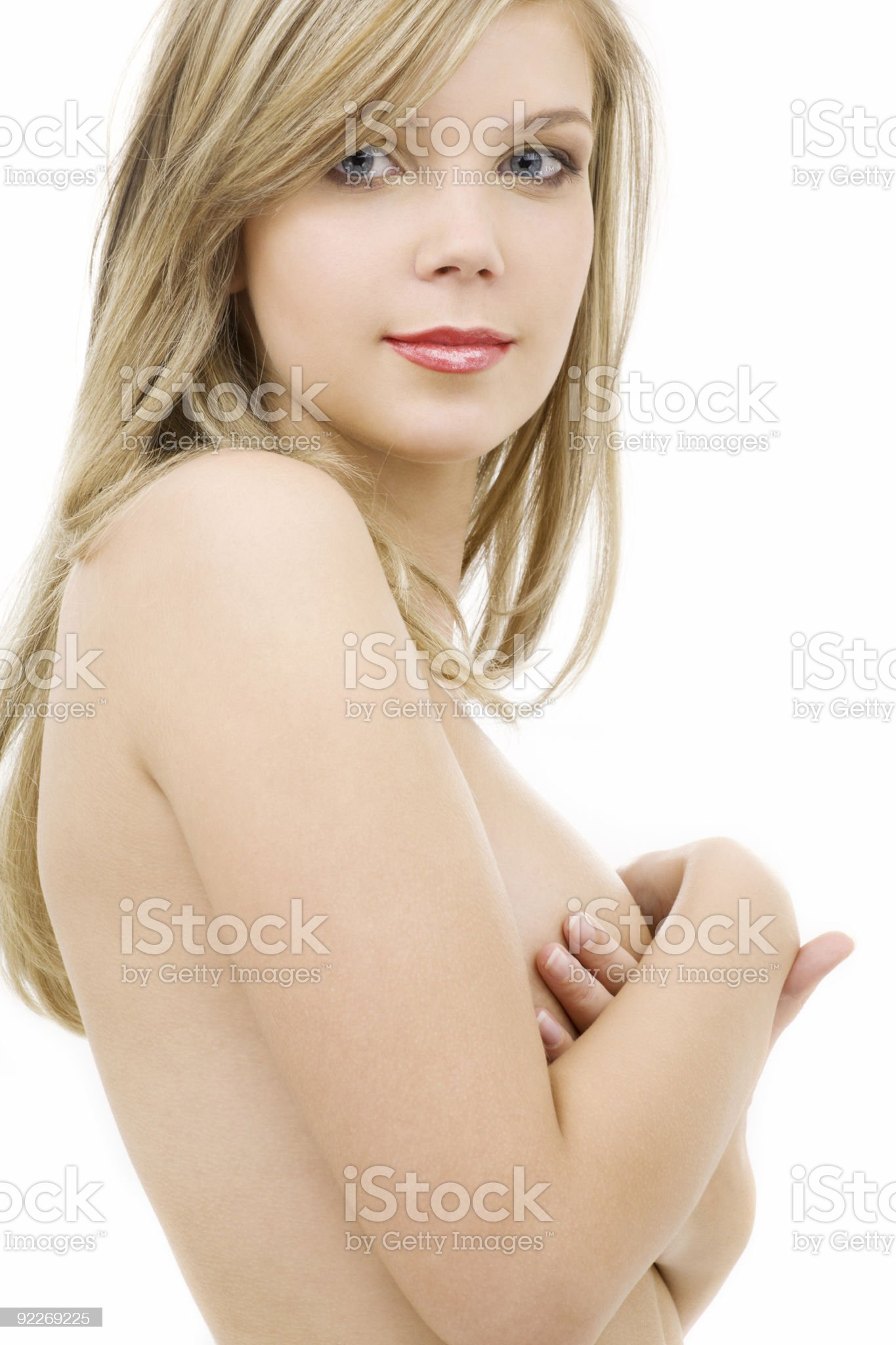 clean and beautiful royalty-free stock photo