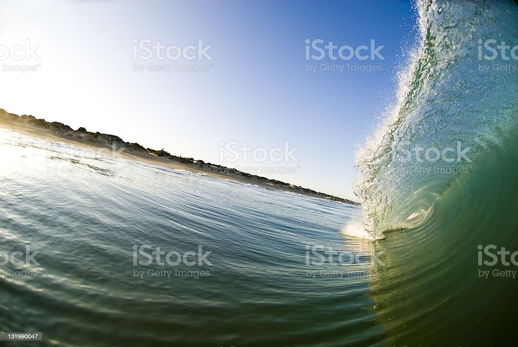 Clean and Green royalty-free stock photo