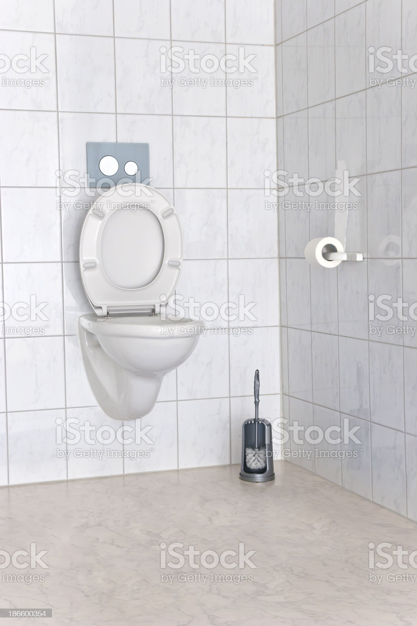 Clean and Vertical royalty-free stock photo