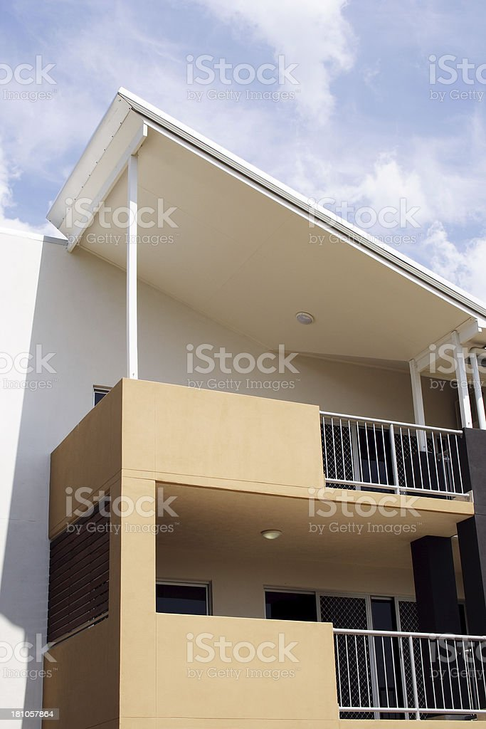 clean architectural lines royalty-free stock photo