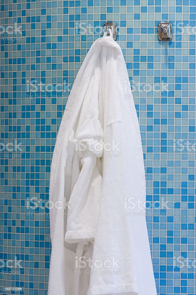 clean bathroom royalty-free stock photo