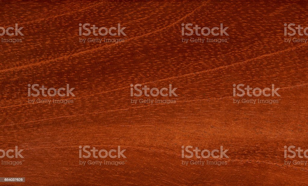 Clean brown wooden background stock photo