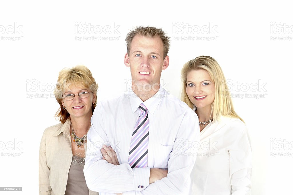 Clean Business royalty-free stock photo