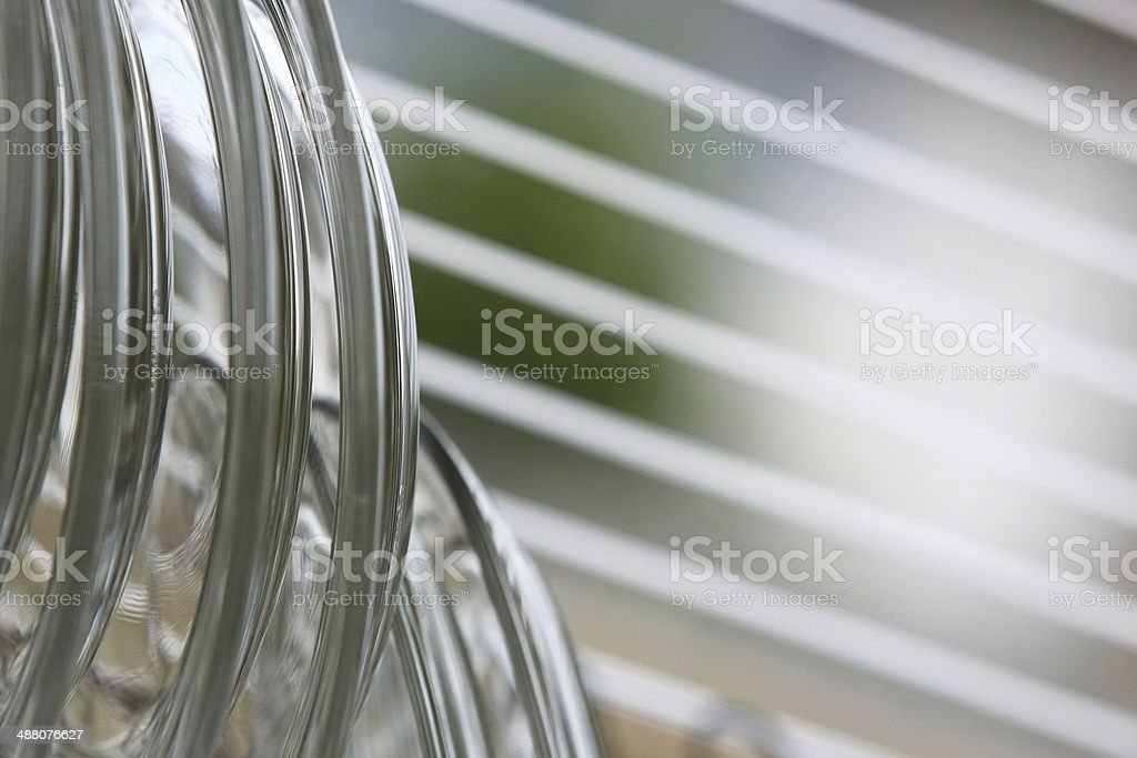 clean dish royalty-free stock photo