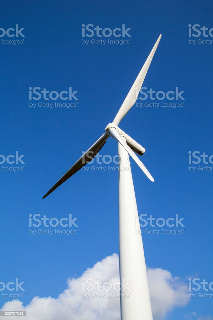 Clean Energy - Saving the Planet stock photo